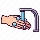 covid, fingers, hand, coronavirus, wash, virus