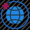 coronavirus, covid, epidemic, pandemic, spread, virus, world