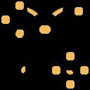 animal, bacteria, bat, coronavirus, covid-19, virus icon