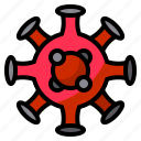 corona, virus, transmission, crime, attack