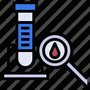 blood, laboratory, medical, sample, test, tube