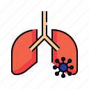 disease, health, hospital, lungs, medical, pneumonia, virus
