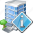 building, business, house, info, office icon