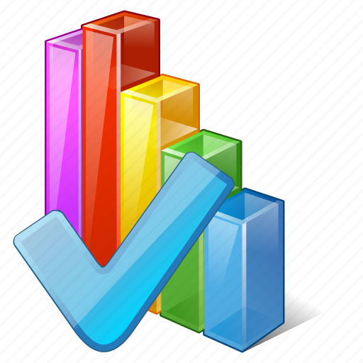 analytics, bar, chart, graph, ok, statistics, stats icon