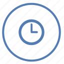 clock, loading, pause, time, timer, vk, wait icon