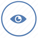 action, eye, layer, preview, view, visible, vk icon