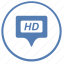 film, hd, picture, quality, stream, video, vk icon