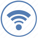 access, dot, free, internet, point, vk, wifi icon
