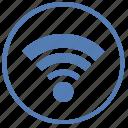 access, dot, free, internet, point, vk, wifi icon