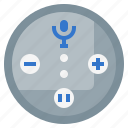 dot, echo, electronics, loudspeaker, speakers