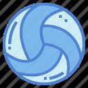 ball, equipment, sport, volleyball