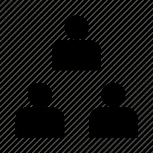 community, group, people, public, team icon
