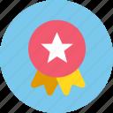 achievement, award, awards, decoration, medal, reward, win icon