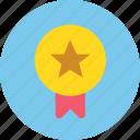 award, awards, decoration, medal, reward, vote, win icon