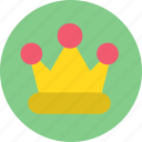 crown, king, royal, royalty, vip, winner icon