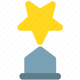 achievement, medal, prize, trophy, winner icon