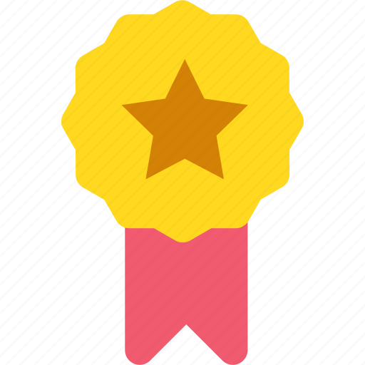 achievement, awards, badge, medal, prize, winner icon