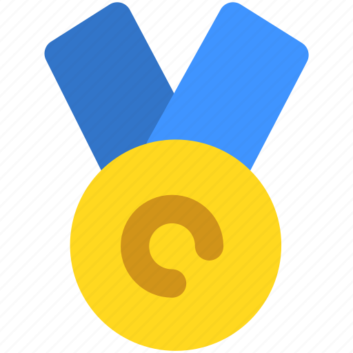 achievement, badge, honor, medal, victory, winner icon