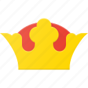 award, crown, king, queen, reward, royal icon