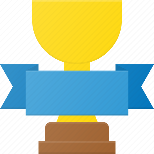 award, banner, cup, first, place, reward, win icon