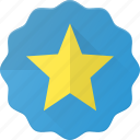 award, badge, favorit, reward, star icon