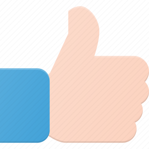 finger, gesture, hand, like, reward, thumbs, up icon
