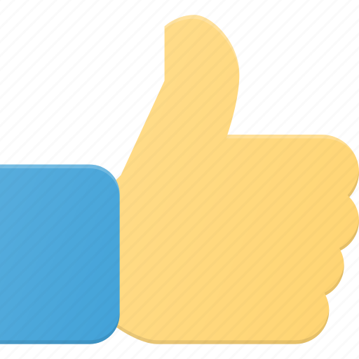 award, finger, gesture, hand, like, thumbs, up icon