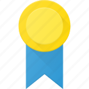 award, badge, medal, reward, win, winner icon