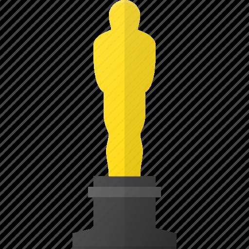 academy, award, film, movie, oscar, reward icon