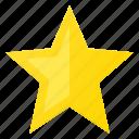 award, half, rate, rating, reward, star icon