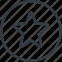 awward, badge, favorit, reward, star