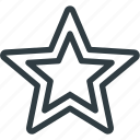 awward, full, rate, rating, reward, star icon