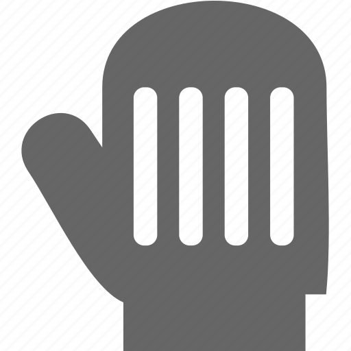 food, glove, kitchen, meal, ware icon