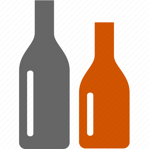 bottle, drink, food, kitchen, meal, ware icon
