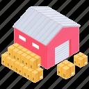 inventory storage, storage unit, warehouse logistic, warehouse storage, warehouse unit icon