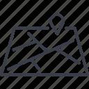 bar code, destination, direction, logistics, navigation, route, storage