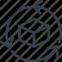 bar code, destination, direction, load, logistics, map, route