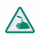 acid, alert, sign, signs, warning icon
