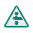 alert, bubbles, sign, signs, warning icon