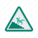 alert, bump, sign, signs, warning icon