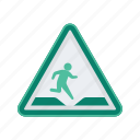 alert, sign, signs, sink, warning icon