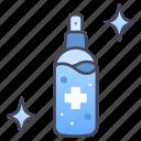 alcohol, clean, sanitizer, spray, virus, wash