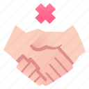 coronavirus, disease, hand, handshake, shake, virus, warning