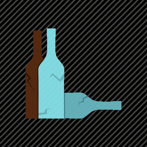 alcohol, alcoholic, beverage, bottles, liquid, logo, wet icon