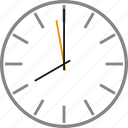 alarm, eight, oclock, time, timer, wait, watch icon