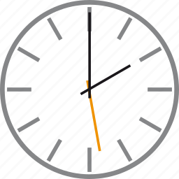 alarm, date, oclock, time, two, wait, watch icon