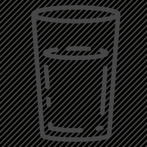 Drink, glass, liquid, water icon - Download on Iconfinder