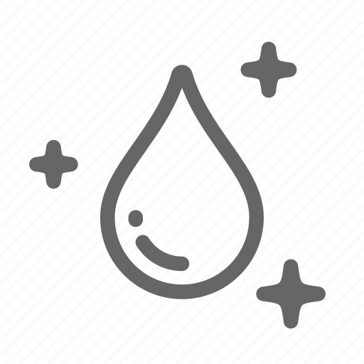 Drop, hygiene, water icon - Download on Iconfinder