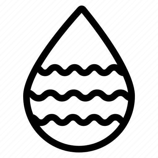 Drop, liquid, rain, water icon - Download on Iconfinder