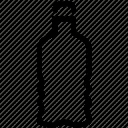 beverage, bottle, bottled, water icon